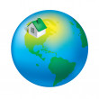 Vector de stock : Earth