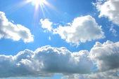 Obloha — Stock fotografie