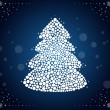 Royalty-Free Stock Vector: Christmas tree