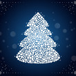 Royalty-Free Stock Immagine Vettoriale: Christmas tree