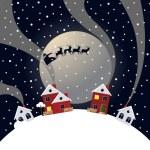Santa's Sleigh. — Stock Vector #2973638