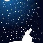 Christmas illustration. — Stock Vector