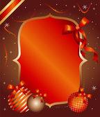 New year's luxury background — Stockvektor