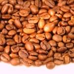 Kaffeebohnen — Stock Photo