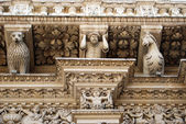 Sample of Italian Barocco — Stock Photo
