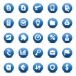 Royalty-Free Stock Vector Image: Vector icons for business metaphors