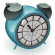 Alarm clock — Vector de stock #2744424