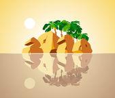 Travel: hot season of 2010 — Vetorial Stock