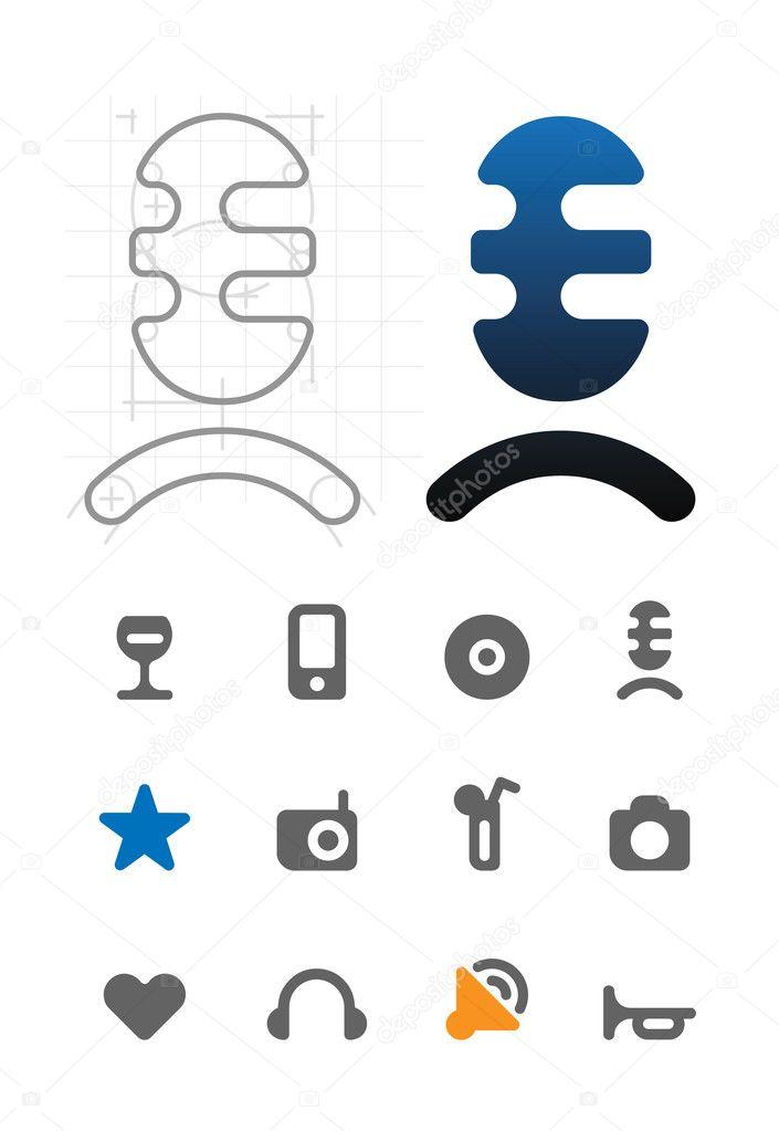 дизайнер иконок: