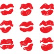 Stockvector : Lips