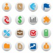 Buttons for business — Stock Vector #2790749