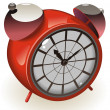 Stockvektor : Alarm clock