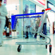 Shopping Trolley — Stock Photo #3406726