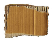 Old Cardboard Scrap — Stock Photo