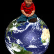 Future of Earth - Stock Photo
