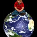Future of Earth — Stock Photo