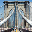 Brooklyn Bridge — Stock Photo #2738840