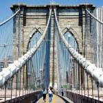 Brooklyn Bridge — Stock Photo #2738840