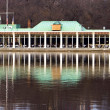 Stock Photo: Boathouse Restaurant - NYC