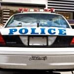 Police car — Stock Photo #2738928