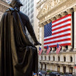 New York Stock Exchange - Foto de Stock