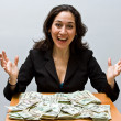 Successful finance - Stock Photo