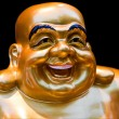 Smiling Buddha - Stock Photo