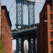 Stock Photo: ManhattBridge