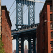 Manhattan Bridge - Stock fotografie