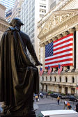 New York Stock Exchange — Foto Stock