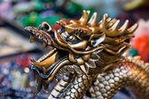 Golden dragon — Stockfoto