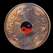 Lunar calendar — Stock Photo