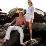 Fashion couple — Stock Photo #2765826