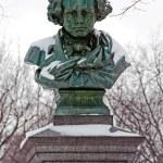 Постер, плакат: Statue of Ludwig van Beethoven