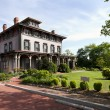 Historic Victorian mansion - Stock Photo