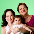3 Generations of women - Foto Stock