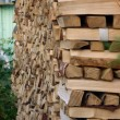Stack of wood — Stock Photo #2768715