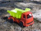 Zmierzch ciężarówka — Zdjęcie stockowe
