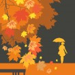 Autumn landscape 2 — Stock Vector #3659524