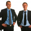 Royalty-Free Stock Photo: United Business Team.