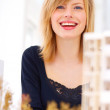 Royalty-Free Stock Photo: Portrait of a young architect