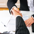 Closing a deal - Stock Photo