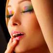 Exotic cosmetics - Stock Photo
