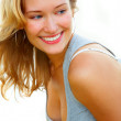 Sunshine girl - Stock Photo