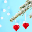 Christmas-time! - Foto Stock