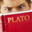 Philosophy is difficult stuff!!! - Stock Photo