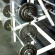 Royalty-Free Stock Photo: Weights