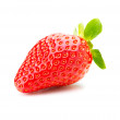 Royalty-Free Stock Photo: Isolated fruits - Strawberries