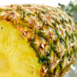 Isolated pineapple - Stock Photo