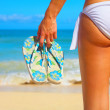 Summer Shoes - Stockfoto